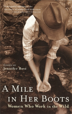 A Mile in Her Boots by Jennifer Bove