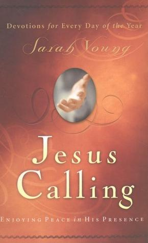 Jesus Calling by Sarah  Young