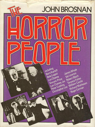 The Horror People by John Brosnan