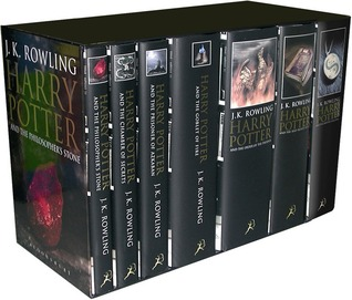 The Complete Harry Potter Collection Box Set by J.K. Rowling
