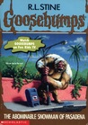 The Abominable Snowman of Pasadena (Goosebumps, #38)