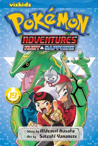 Pokémon Adventures, Vol. 19