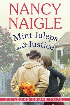 Mint Juleps and Justice (Adams Grove, #5)