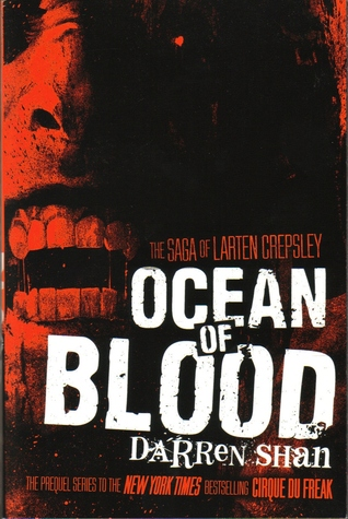 Ocean of Blood by Darren Shan