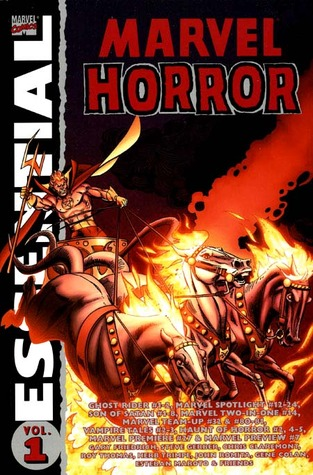 Essential Marvel Horror, Vol. 1 by Gary Friedrich