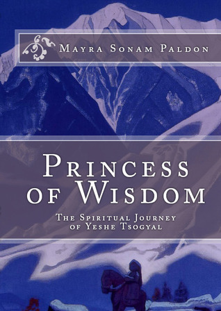 Princess of Wisdom by Mayra Sonam Paldon
