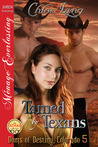Tamed By Texans (Doms of Destiny, Colorado, #5