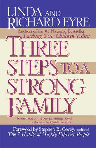 Three Steps to a Strong Family