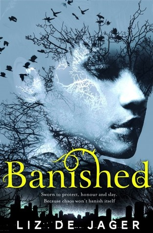 Banished (The Blackhart Legacy, #1)