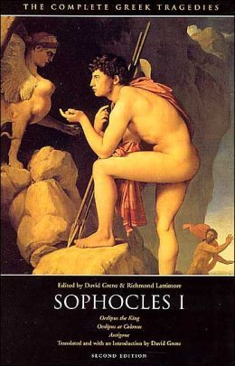 Sophocles I: Oedipus The King, Oedipus at Colonus, Antigone