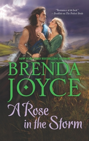 A Rose in the Storm (Scottish Medieval, #1)