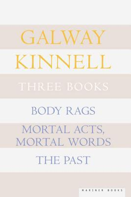 Three Books by Galway Kinnell