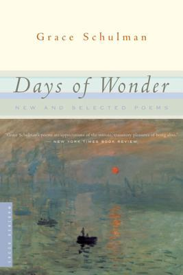 Days of Wonder by Grace Schulman