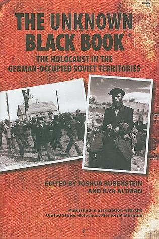 The Unknown Black Book by Joshua Rubenstein