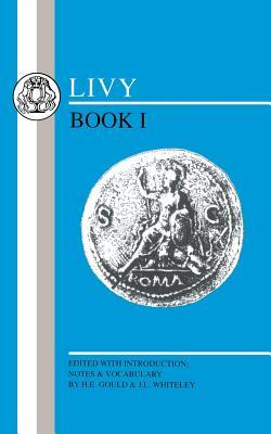 Livy by J.L. Whiteley