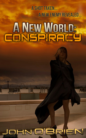A New World: Conspiracy (A New World #8)