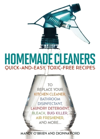 Homemade Cleaners by Dionna  Ford
