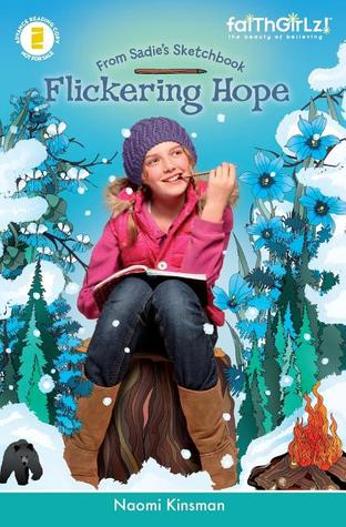 Flickering Hope by Naomi Kinsman