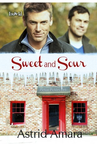 Book Review: Sweet and Sour by Astrid Amara