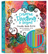 Creative Doodling & Beyond Doodle Book & Kit: More than 20 inspiring prompts and projects for turning simple doodles into beautiful works of art