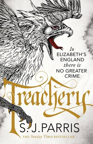 Treachery by S.J. Parris