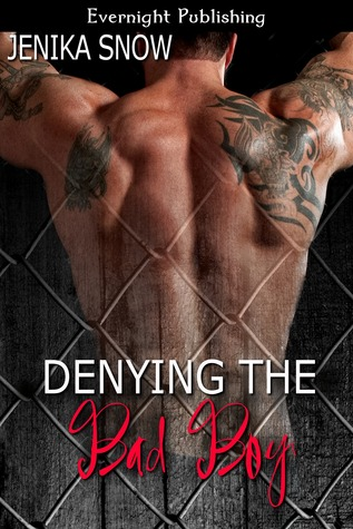 Denying the Bad Boy (Tattooed and Pierced, #2)