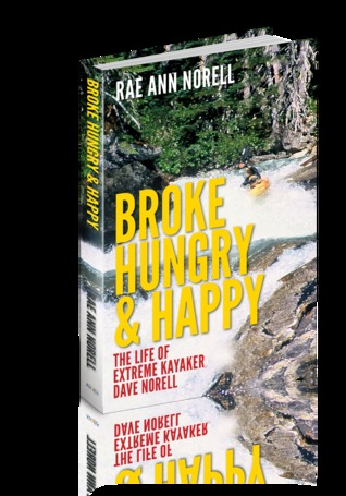 Broke Hungry Happy by Rae Ann Norell