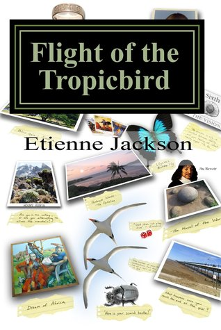 Flight of the Tropicbird by Etienne Jackson