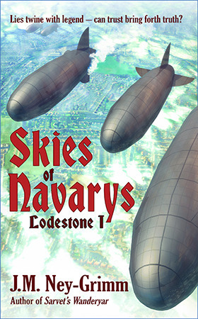 Skies of Navarys by J.M. Ney-Grimm