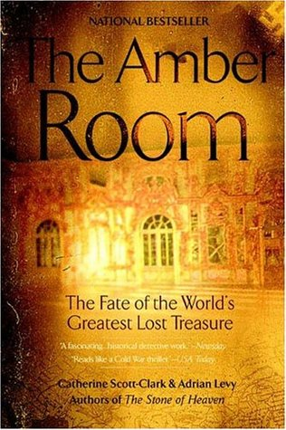 The Amber Room by Catherine Scott-Clark