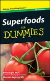 Superfoods For Dummies®, Pocket Edition
