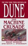 The Machine Crusade (Legends of Dune, #2)
