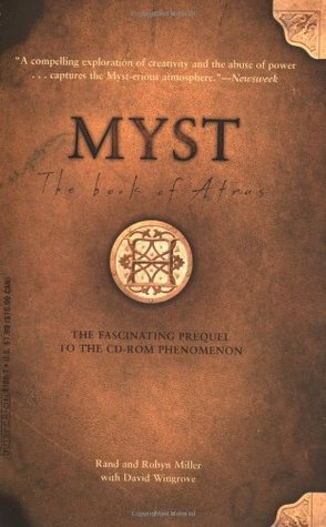 The Book of Atrus (Myst, #1)