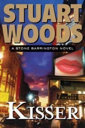 Kisser (Stone Barrington, #17)
