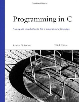 Programming in C (Developer's Library)