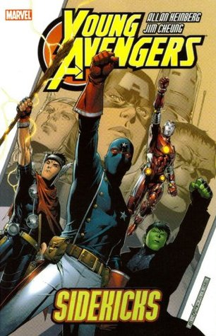 Young Avengers, Vol. 1 by Allan Heinberg