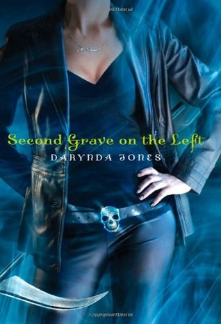 Second Grave on the Left by Darynda Jones