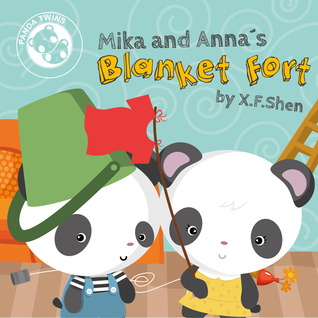 Mika and Anna's Blanket Fort by X.F. Shen