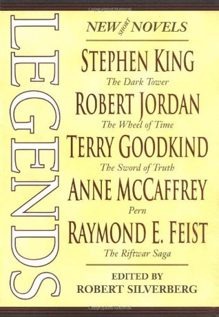 Legends by Robert Silverberg