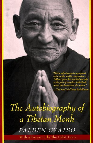 The Autobiography of a Tibetan Monk by Palden Gyatso