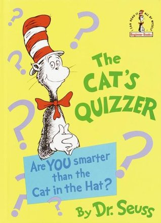 The Cat's Quizzer (Beginner Books by Dr. Seuss