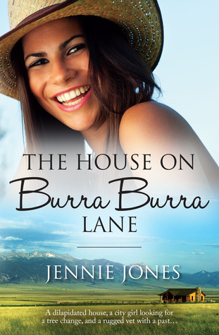 The House on Burra Burra Lane by Jennie  Jones