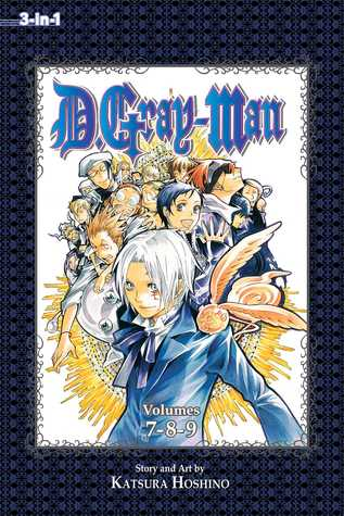 D.Gray-man (3-in-1 Edition), Vol. 3: Includes vols. 7, 8 & 9