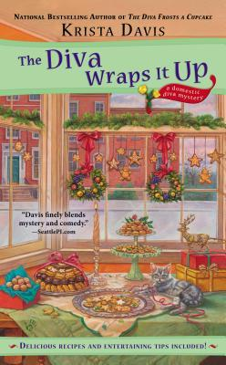 The Diva Wraps It Up by Krista Davis