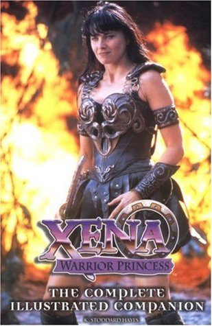 Xena Warrior Princess by K. Stoddard Hayes