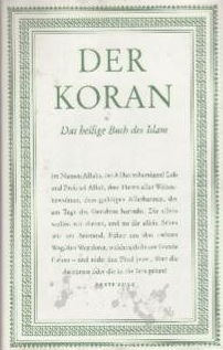 Der Koran by Anonymous