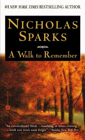 A Walk to Remember Nicholas Sparks epub download and pdf download