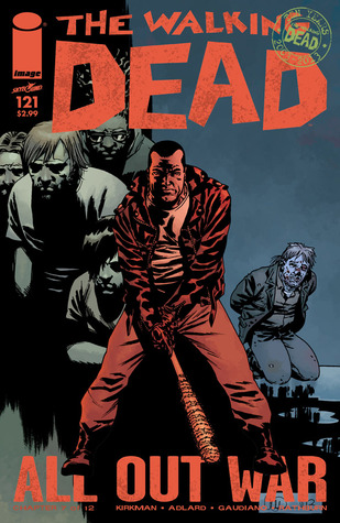 The Walking Dead, Issue #121
