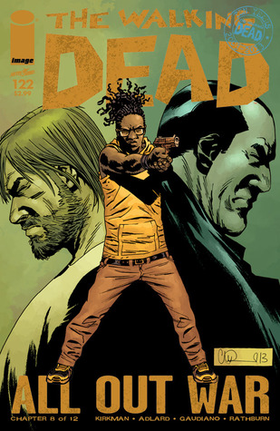 The Walking Dead, Issue #122