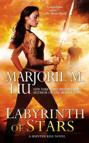 Labyrinth of Stars (Hunter Kiss, #5)